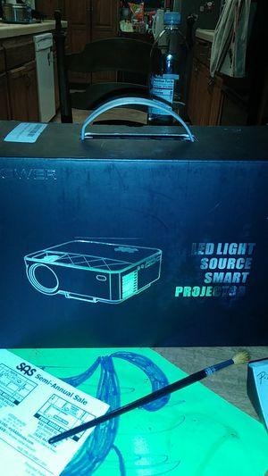 Db power led light sorce smarrt projector for Sale in San Diego, CA