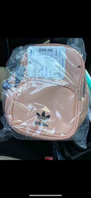 Pink adidas mini bagpack for Sale in San Jose, CA
