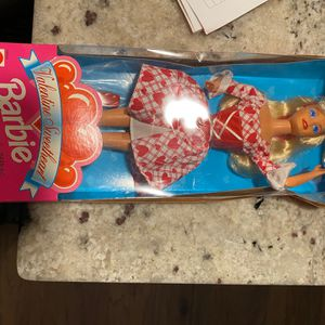 Valentine Barbie for Sale in Baltimore, MD