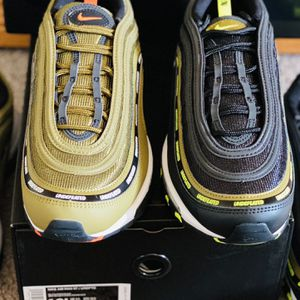 💲🅰️LE : Nike X Undefeated Air max 97 Sizes 10.5 & 11 Mens for Sale in Berlin, NJ