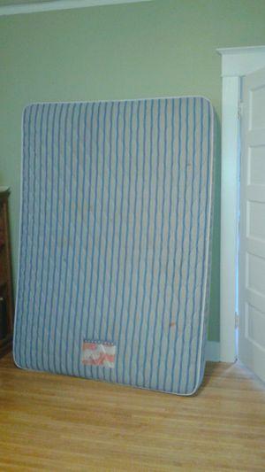 Full size firm mattress for Sale in Spokane, WA