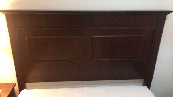 Spencer Queen Headboard (bobs discount furniture)