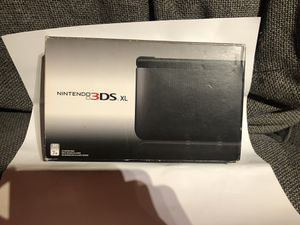 Nintendo 3DS XL Black for Sale in Los Angeles, CA