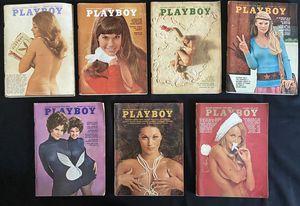 VINTAGE PLAYBOY 1970 for Sale in Merriam, KS