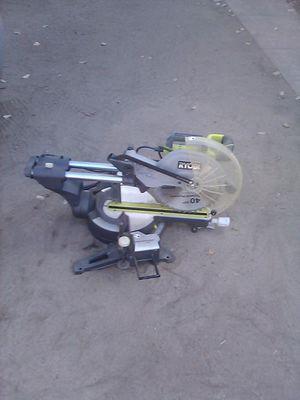 Ryobi cercular saw for Sale in Menifee, CA