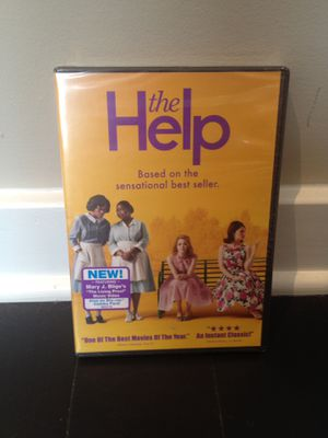 Brand new sealed The Help movie on DVD for Sale in Philadelphia, PA