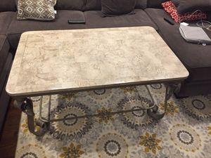 Nice stone coffee table for Sale in Washington, DC