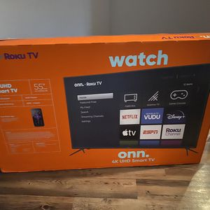 55 Inch Onn Smart Tv for Sale in Douglasville, GA