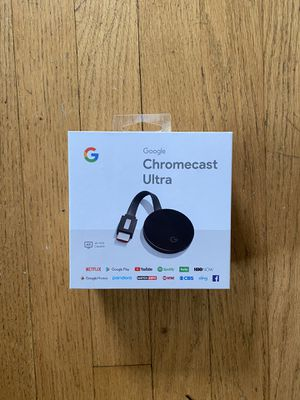 Google Chromecast Ultra for Sale in Seattle, WA