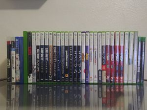 Video Game Lot (PS3, Xbox, Xbox 360, Xbox One) for Sale in Seattle, WA
