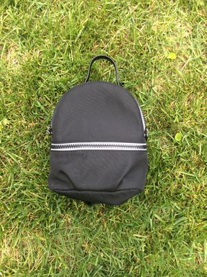 Cute Macy's Black Mini Backpack for Sale in Town and Country, MO