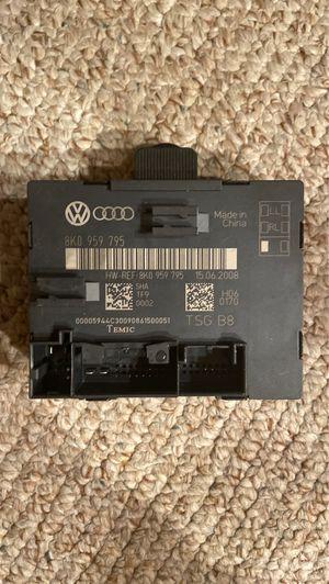 Audi 8K0 959 795 Left Rear Door Control Module for Sale in Gig Harbor, WA