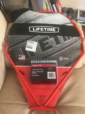 Basketball hoop/net for Sale in North Branford, CT