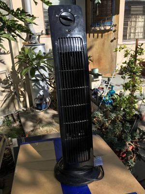 Tower fan for Sale in San Diego, CA