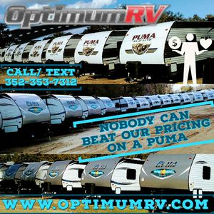 New & Used Puma Travel Trailers for Sale in Ocala, FL