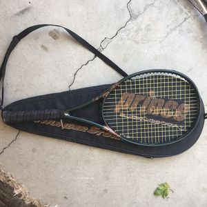 Tennis racket and case for Sale in Hawthorne, CA