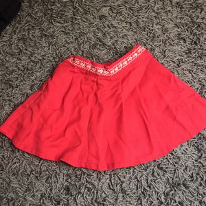 Girls Gymboree Christmas Holiday Skirt 4 4t for Sale in Orange, CA