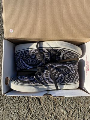 Supreme Vans Chucka Boot Spiral Size 9 for Sale in Vallejo, CA
