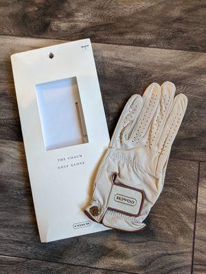 Coach Golf Glove for Sale in Seminole, FL