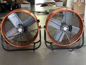 Large fans for Sale in CT, US