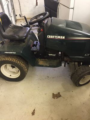 Craftsman Tractor for sale | Only 3 left at -60%