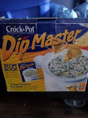 Crock pot/dip master for Sale in Mesa, AZ