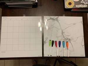 Dry erase boards for Sale in San Angelo, TX
