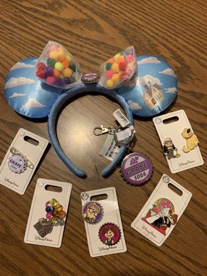 Disney Up Pins and Accessories for Sale in Los Angeles, CA