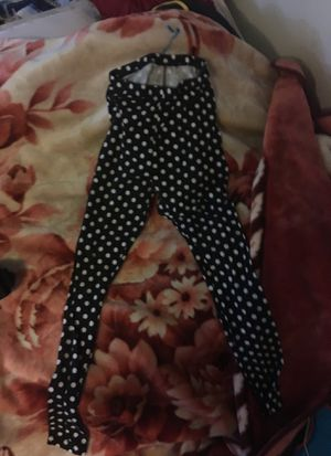 Polkadot spandex size small for Sale in Pueblo, CO