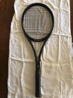 "Spalding Tennis Racket Big Bow Fiber Laminate Grip 4 1/2"" for Sale in Chandler, AZ"