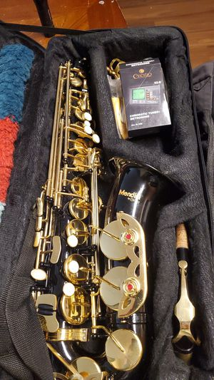 Mendini saxophone for Sale in Denver, CO