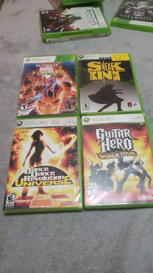 Xbox 360 Games for Sale in Mesa, AZ
