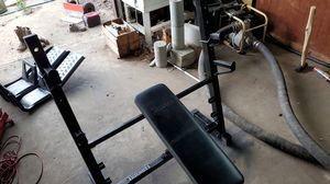Triumph weight bench for Sale in White Oak, TX