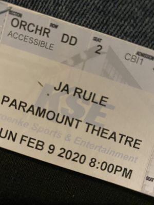 Ja rule tickets for Sale in Denver, CO