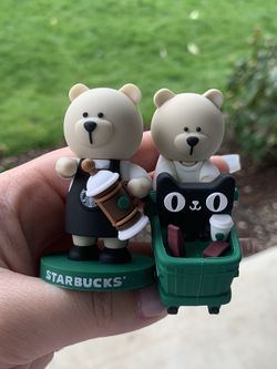 Starbucks Toys/Set Of 2 for Sale in Kent,  WA