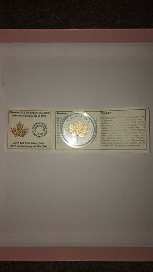 Canadian silver coin for Sale in Issaquah, WA