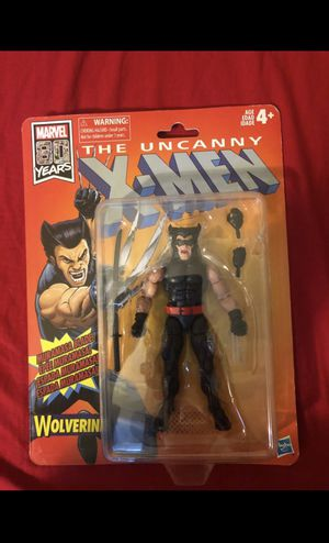 action figure Wolverine for Sale in Harrisburg, PA
