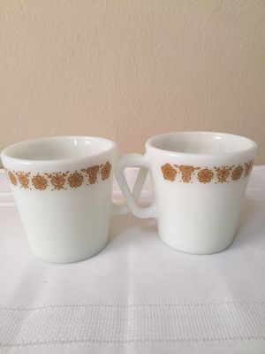 Pyrex Coffee/Tea Cups for Sale in San Francisco, CA