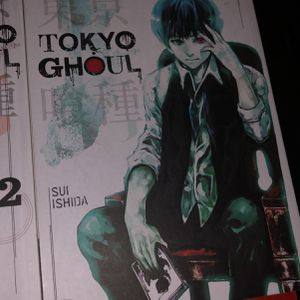 Tokyo Ghoul First Three Mangas for Sale in Antioch, CA