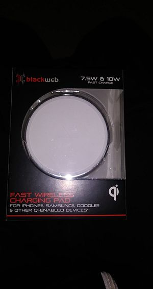 Fast Wireless Charging Pad for Sale in Memphis, TN