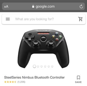 Steel Series Nimbus Controller for iOS for Sale in Denver, CO