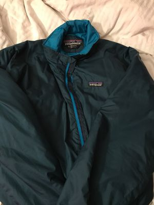 Men's Large Patagonia Jacket- very good shape for Sale in Monterey, CA