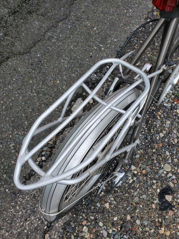 Giant Expressway aluminum folding bike