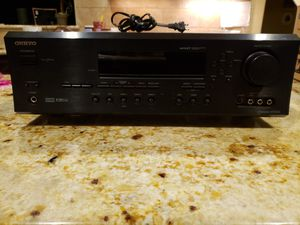 Onkyo HT-R520 Stereo Receiver for Sale in Pflugerville, TX