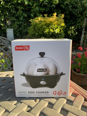 Dash Rapid Egg Cooker (Brand New) for Sale in Livermore, CA