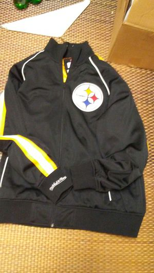 Mitchell Hess Throwback nylon jacket for Sale in Pittsburgh, PA