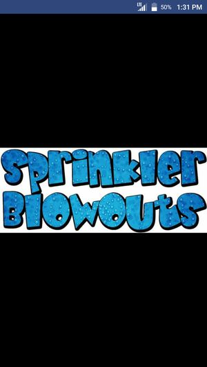 Sprinkler blowout for only $35 for Sale in Aurora, CO