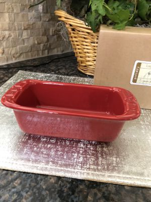 Longaberger Mini Loaf Dish for Sale in Lewisville, TX
