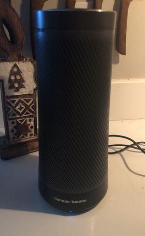 Harmon Kardon WiFi speaker with Cortana for Sale in Herndon, VA