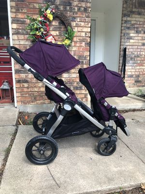 Baby Jogger City Select Double Stroller for Sale in Mansfield, TX